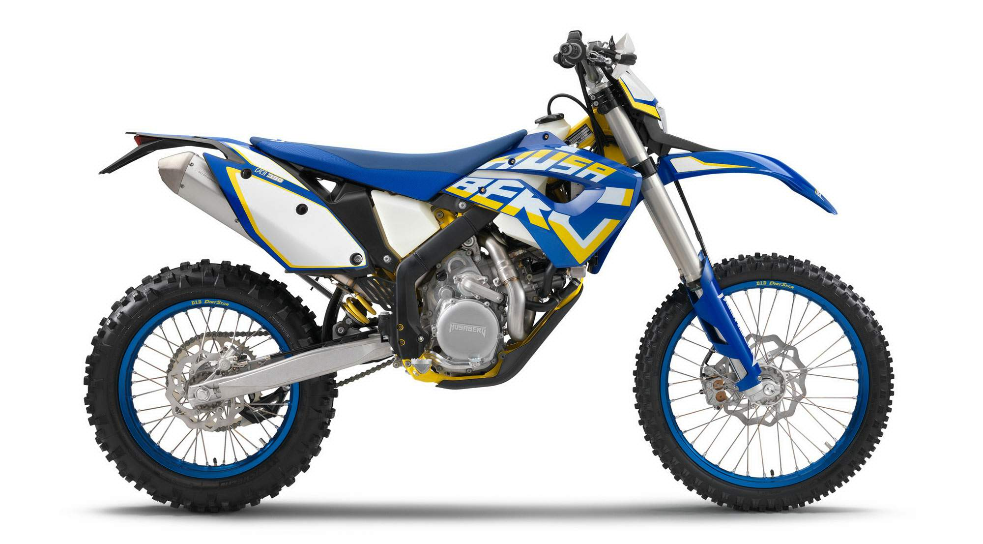 Husaberg FE 390 Enduro technical specifications